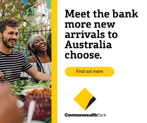 commbank moving to australia