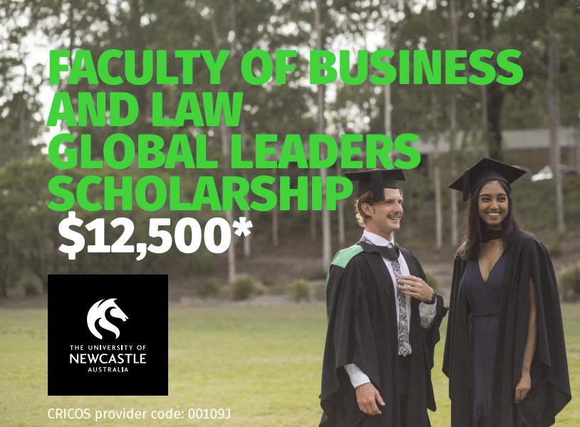 global leadership scholarship